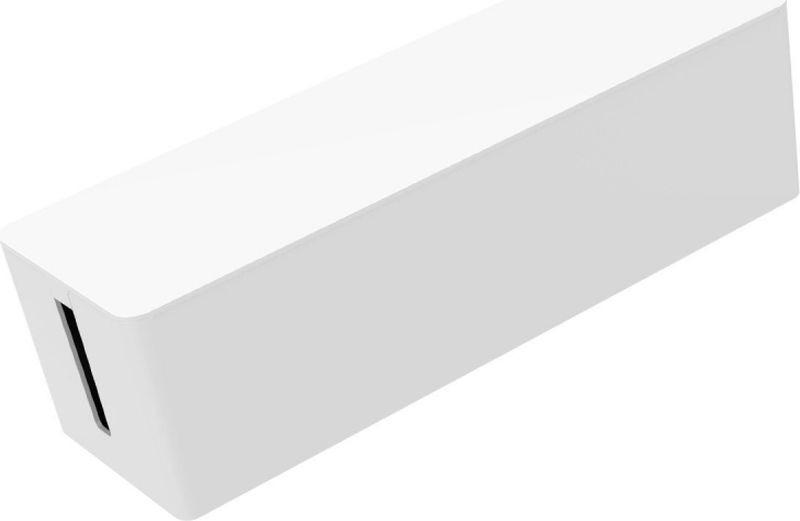 Короб для проводов Orico PB3218, белый orico dpc 2a4u orico dpc 3a4u 2 jack 4 usb smart socket power strip