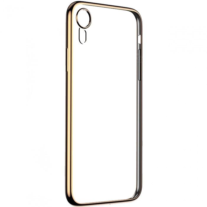 Чехол для сотового телефона Benks Чехол Protective Case for iPhone X (Gold), золотой glare free screen protector with cleaning cloth for iphone 3g
