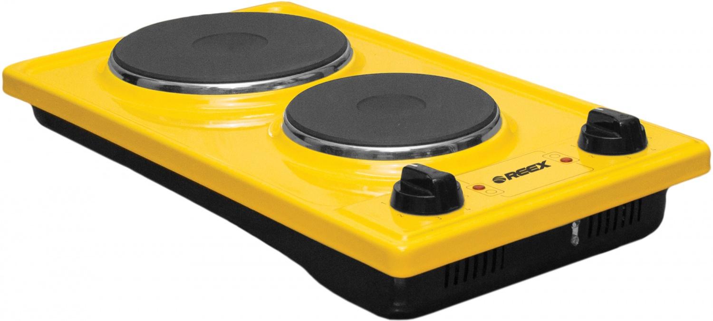 Настольная плита REEX CTE- 32d Ye желтый, желтый Reex