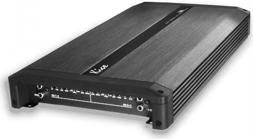 Усилитель автомобильный Kicx AR 1.350, одноканальный набор проводов для активного сабвуфера kicx sak10atc