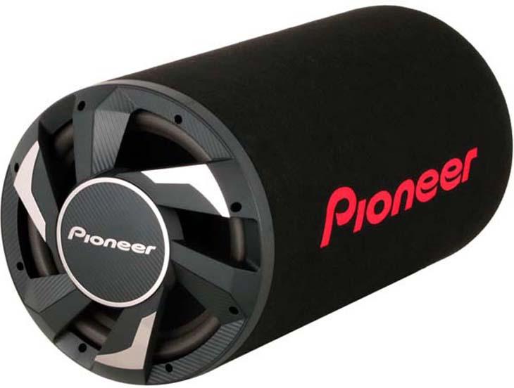 Фото - Колонки для авто Pioneer TS-WX300TA, активный, 350 Вт, сабвуфер авто сабвуфер supra srd 1602a