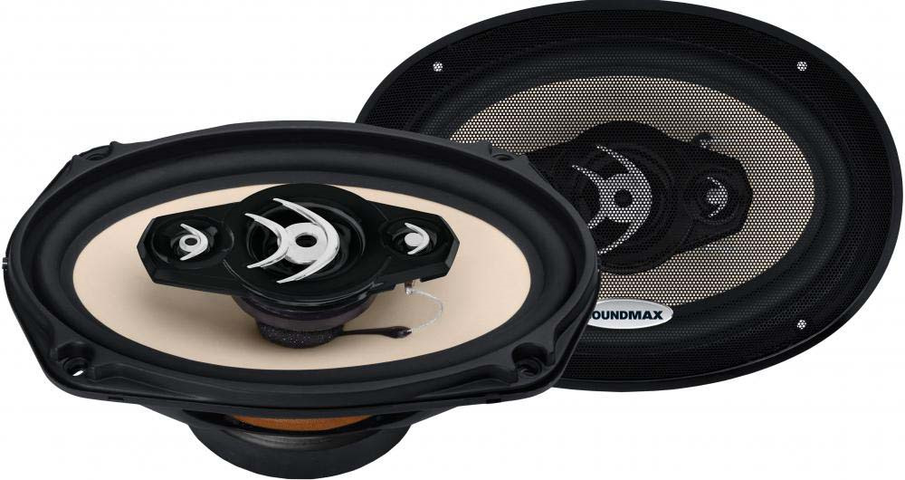 Колонки автомобильные Soundmax SM-CSA694, 240 Вт