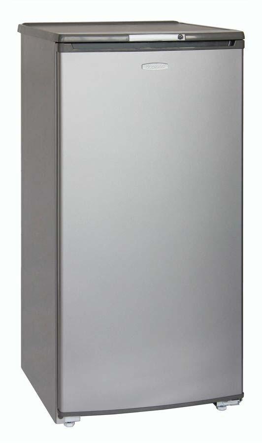 Холодильник Бирюса M10, однокамерный, серебристый