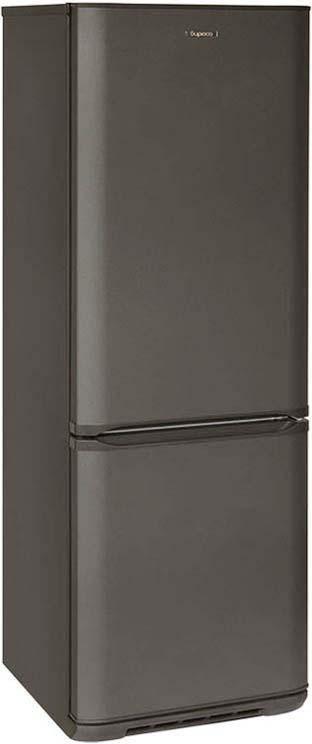 Холодильник Бирюса Б-W134, двухкамерный, графит холодильник бирюса б w139 двухкамерный белый