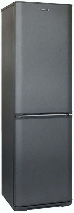 Холодильник Бирюса Б-W149, двухкамерный, графит холодильник бирюса 380nf
