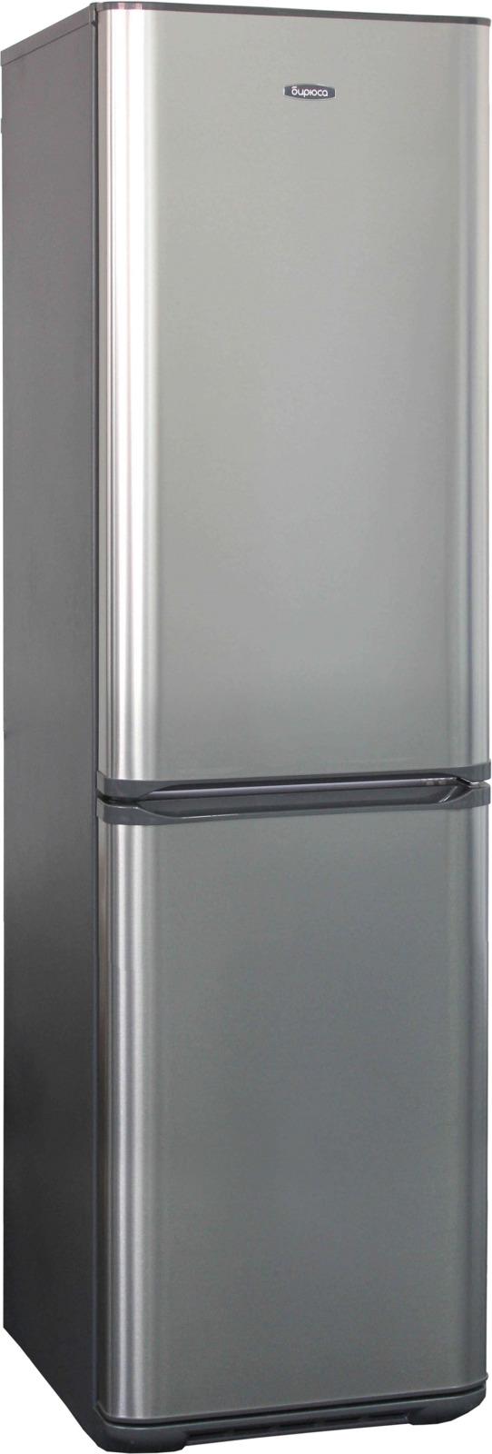 лучшая цена Холодильник Бирюса Б-I149, двухкамерный, нержавеющая сталь