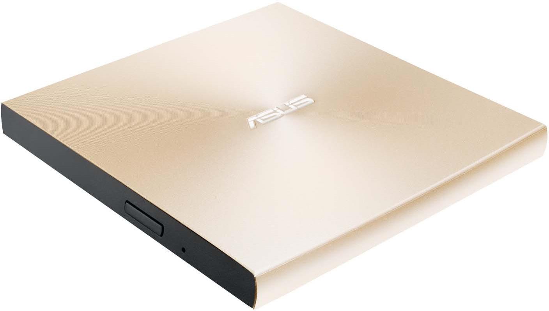 Привод DVD-RW Asus, SDRW-08U9M-U/GOLD/G/AS, золотистый привод asus zendrive u9m sdrw 08u9m u blk g as
