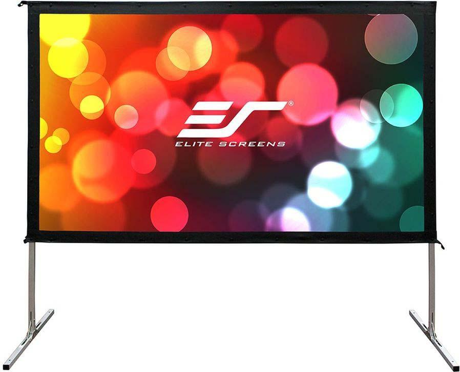 лучшая цена Экран на штативе Elite Screens Yard Master, OMS135H2-DUAL