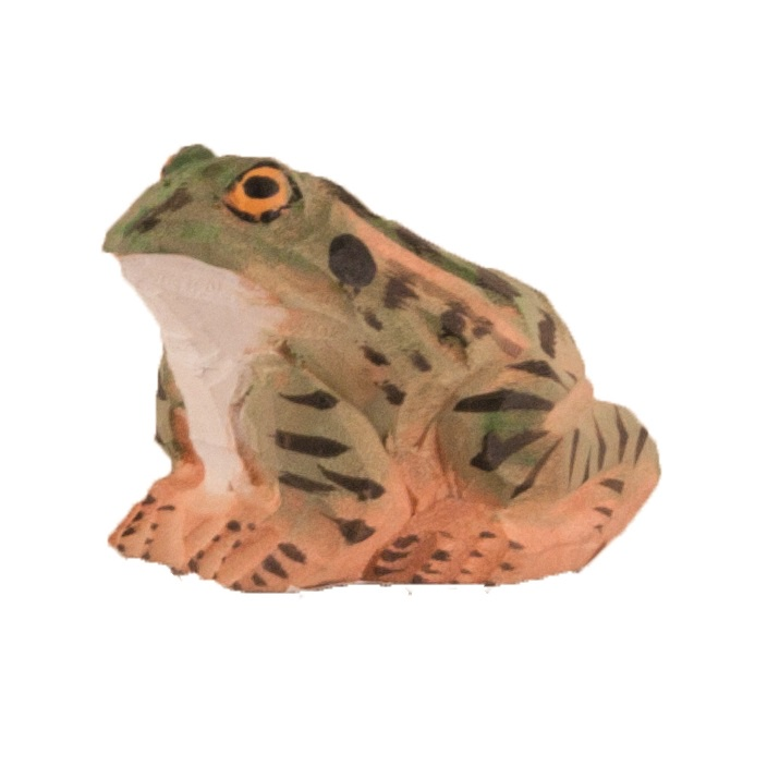 Фигурка декоративная Wildlife Garden Frog small