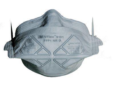 Респиратор/маска 3M респиратор формованный ffp1