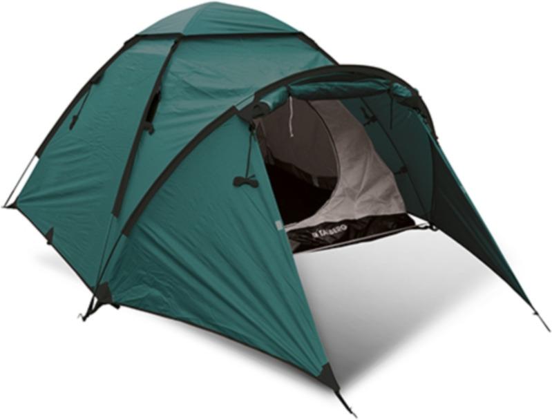 Палатка Talberg BONZER 3, цвет: зеленый talberg base 6