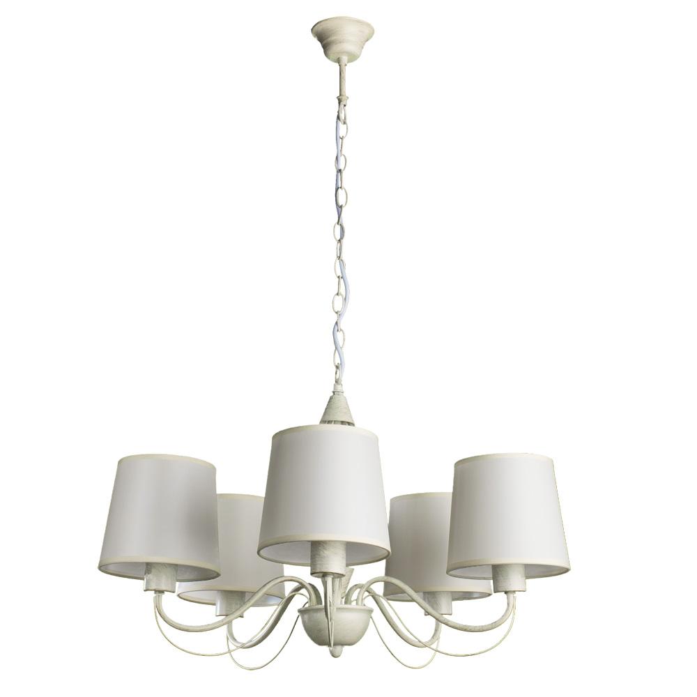 Подвесной светильник Arte Lamp A9310LM-5WG, E27, 40 Вт подвесной светильник arte lamp a9310lm 3wg e27 40 вт