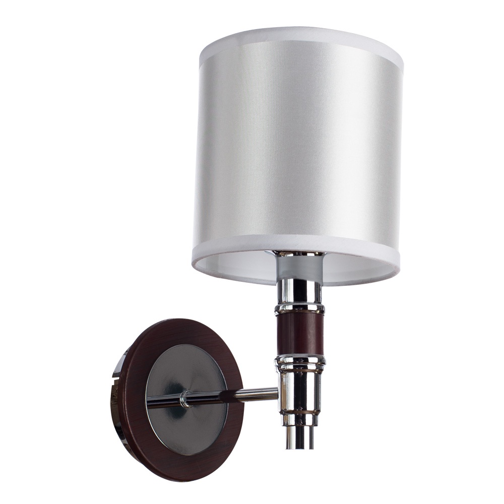 все цены на Бра Arte Lamp A9519AP-1BR, коричневый онлайн