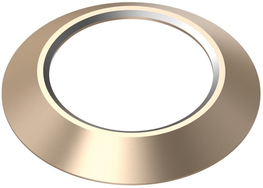 Фото - Ободок для камеры телефона Baseus Metal Camera Ring, золотой micro camera compact telephoto camera bag black olive