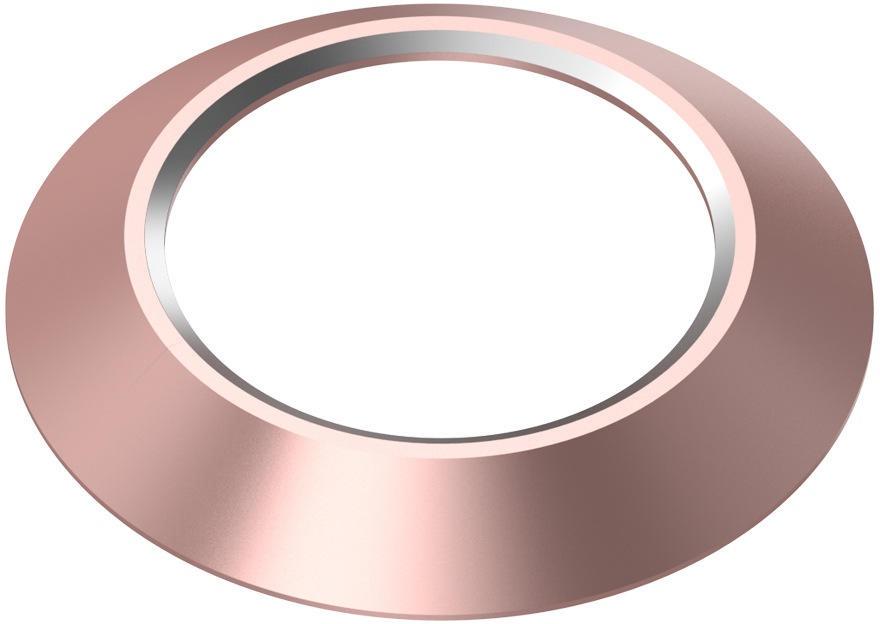 Ободок для камеры телефона Baseus Metal Camera Ring, розовый aluminum metal waterproof outdoor bullet ip camera 960p security camera cctv 24pcs array led board onvif camera ip