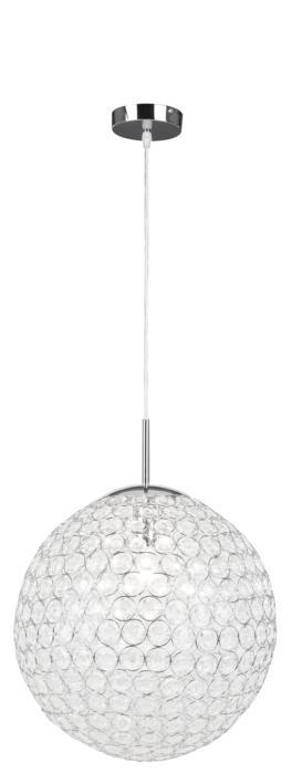 Подвесной светильник Globo New 16005, серый металлик подвесной светильник globo new 67015 7h серый металлик