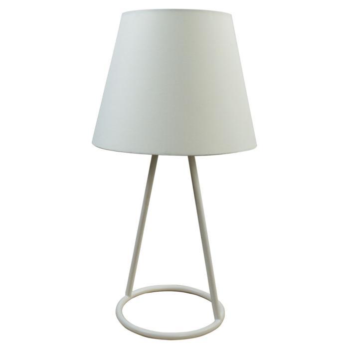 Настольный светильник Lussole LSP-9906, белый настольный светильник lussole lsp 0548