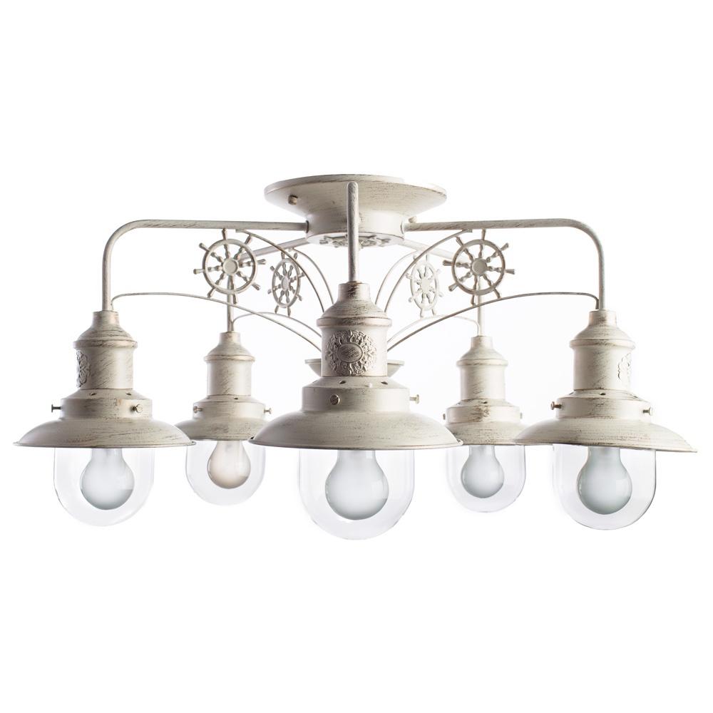 Потолочный светильник Arte Lamp A4524PL-5WG, E27, 60 Вт цена 2017