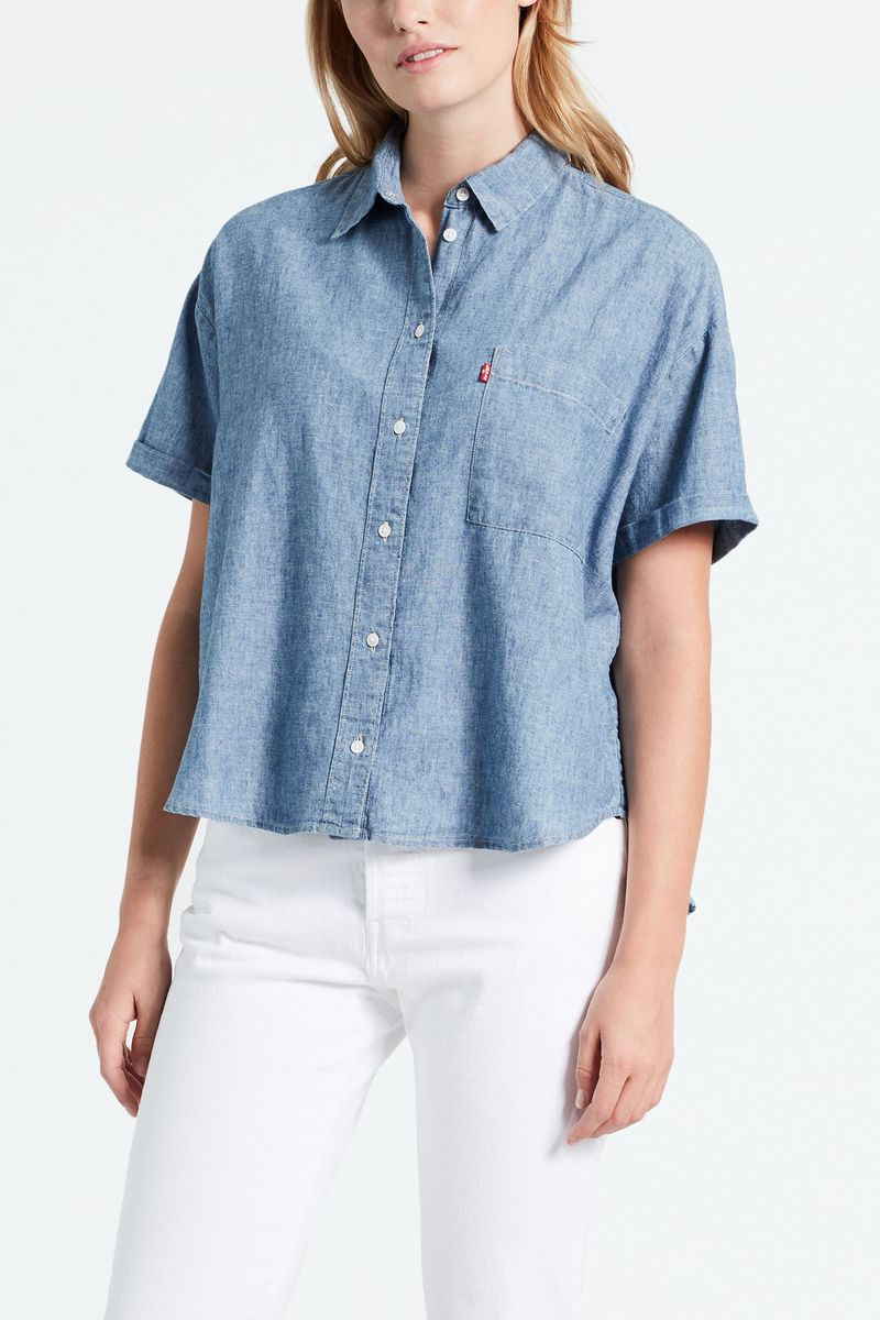 Рубашка Levi's Shirts - Denim
