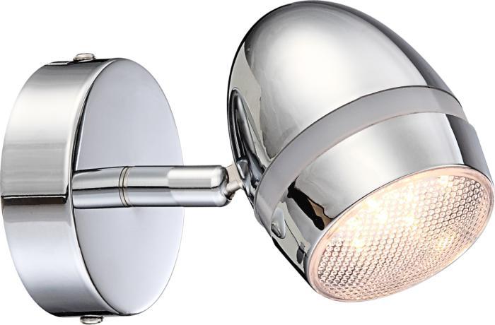 Бра Globo New 56206-1, серый металлик