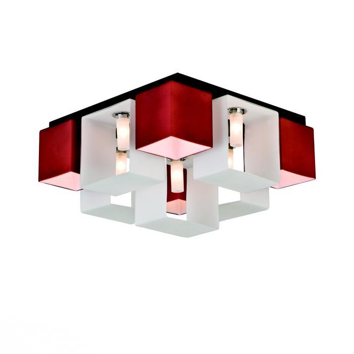 Потолочный светильник ST Luce SL536.562.09, G9, 40 Вт потолочная люстра st luce concreto sl536 092 09