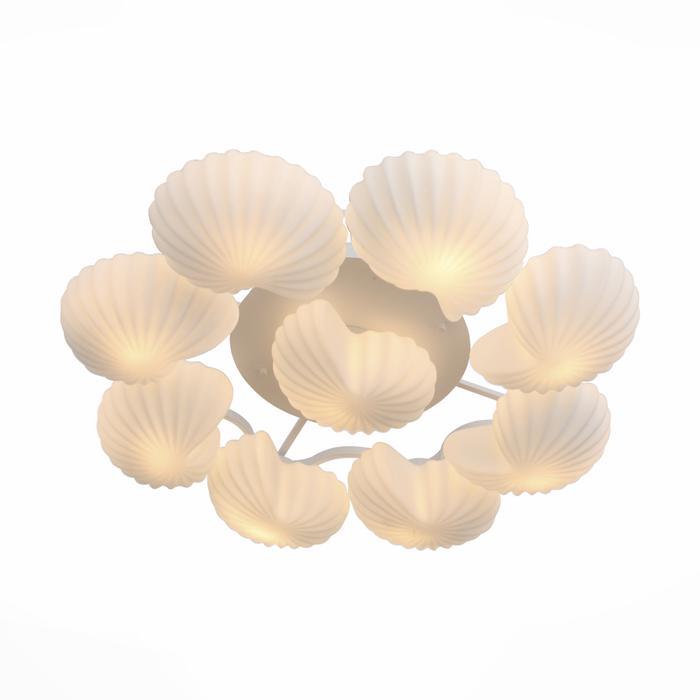 Потолочный светильник ST Luce SL534.502.09, E27, 60 Вт потолочная люстра st luce conglia арт sl534 502 05