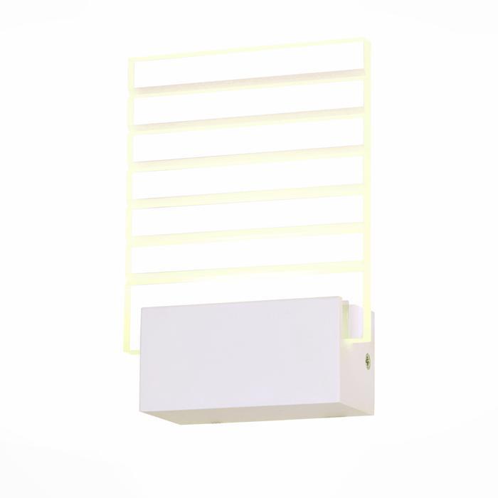 Бра ST Luce SL580.101.01, LED, 6 Вт бра st luce sl581 011 01 led 6 вт