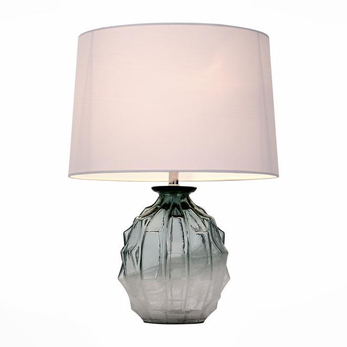 Настольный светильник ST Luce SL972.804.01, E27, 60 Вт настольная лампа st luce ampolla sl974 604 01