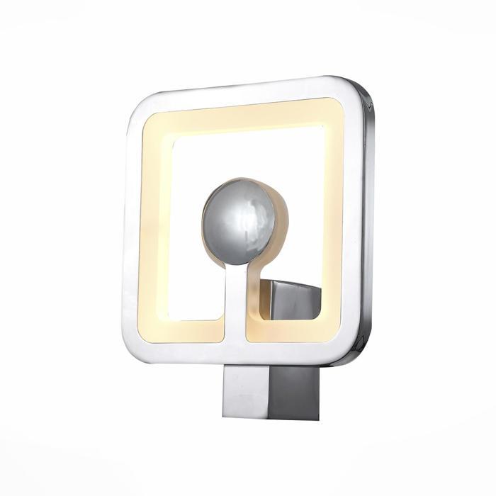 Бра St Luce SL901.101.01, серый металлик цена