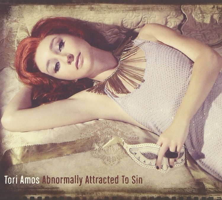 Тори Эмос Tori Amos. Abnormally Attracted To Sin (CD+DVD) tori amos tori amos native invader 2 lp