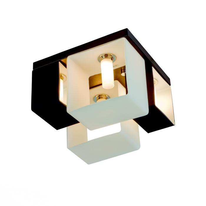 Потолочный светильник ST Luce SL536.542.04, G9, 40 Вт потолочная люстра st luce concreto sl536 092 09