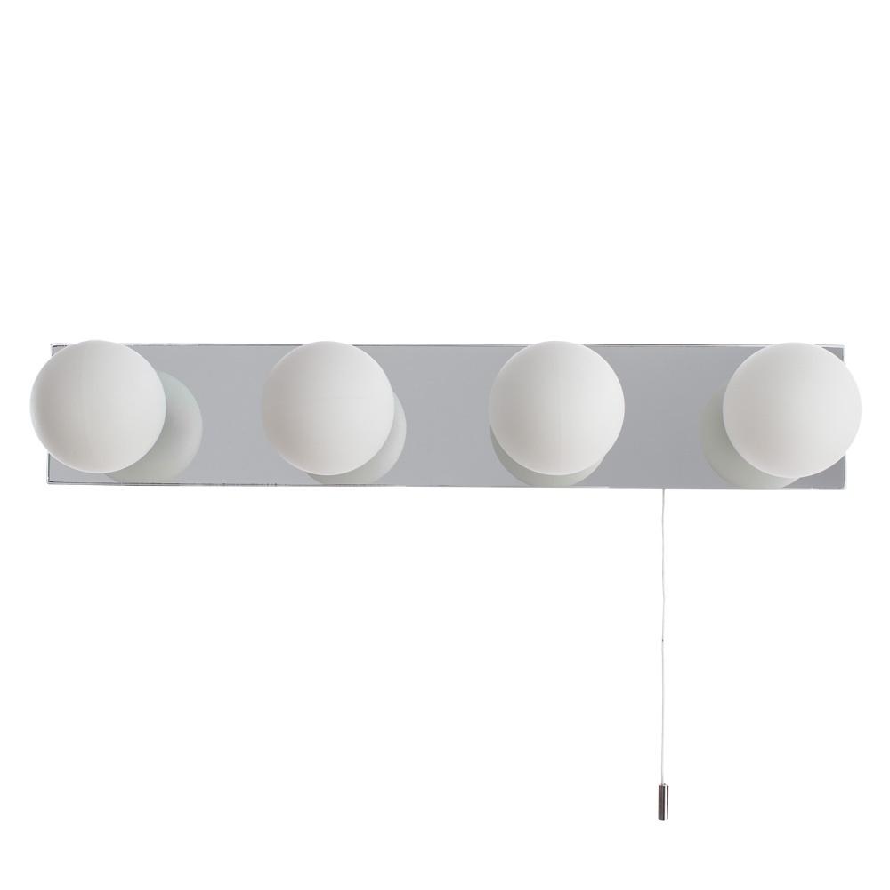Бра Arte Lamp A4444AP-4CC, G9, 40 Вт бра arte lamp aqua a4444ap 1cc