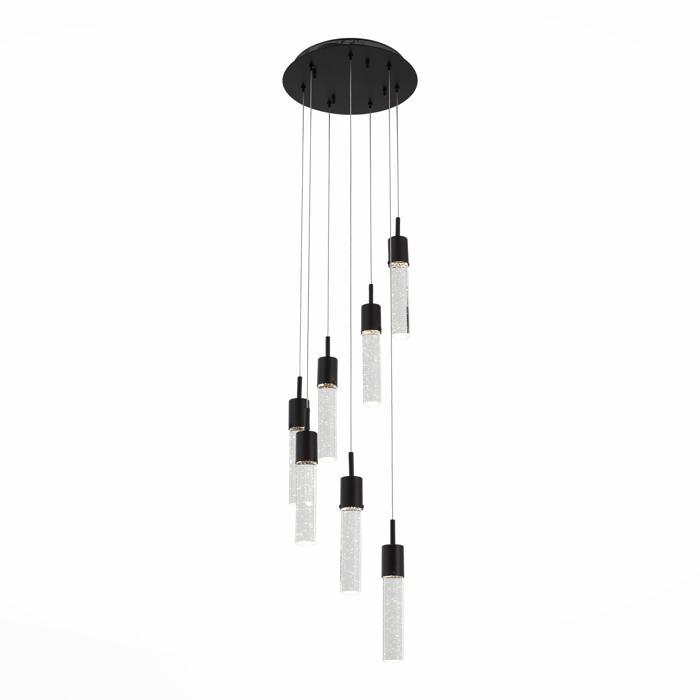 все цены на Подвесной светильник St Luce SL215.403.07, бронза онлайн