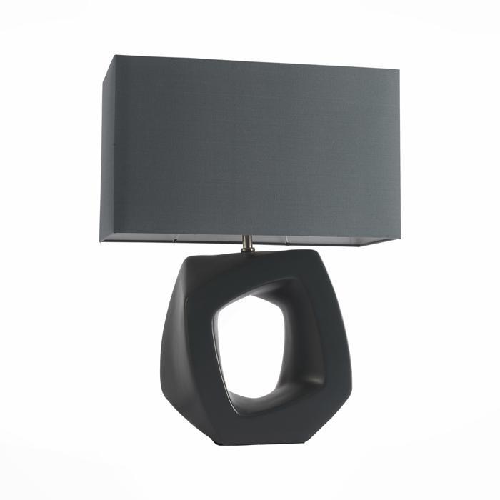 Настольный светильник St Luce SL997.404.01, черный