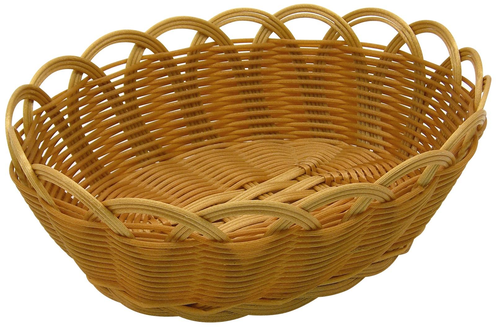 Корзинка Fackelmann 38279, светло-коричневый св коричневый цв 416