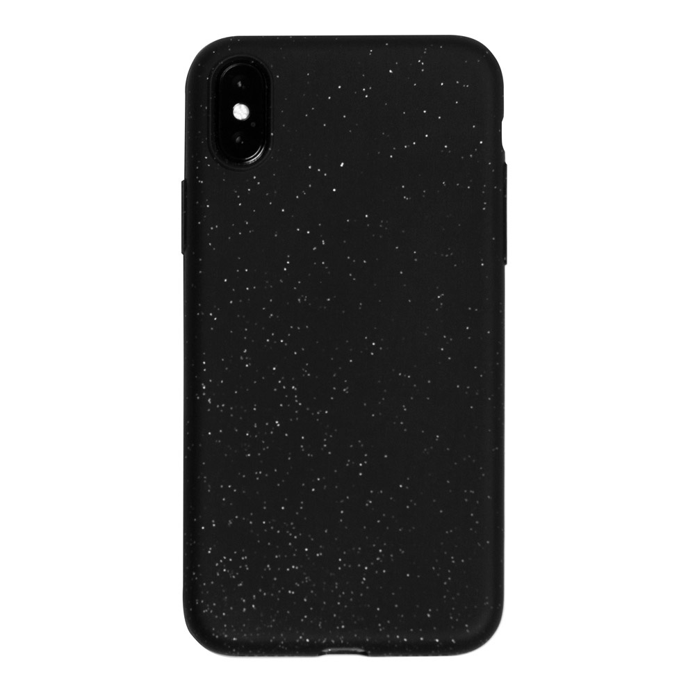 чехол для сотового телефона semolina чехол для наушников airpods 4605180024189 черный Чехол для сотового телефона ONZO MATT iPhone XR, черный
