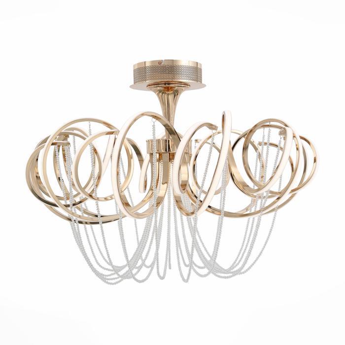 Потолочный светильник ST Luce SL959.202.10, LED, 9 Вт потолочная люстра st luce conglia арт sl534 502 05