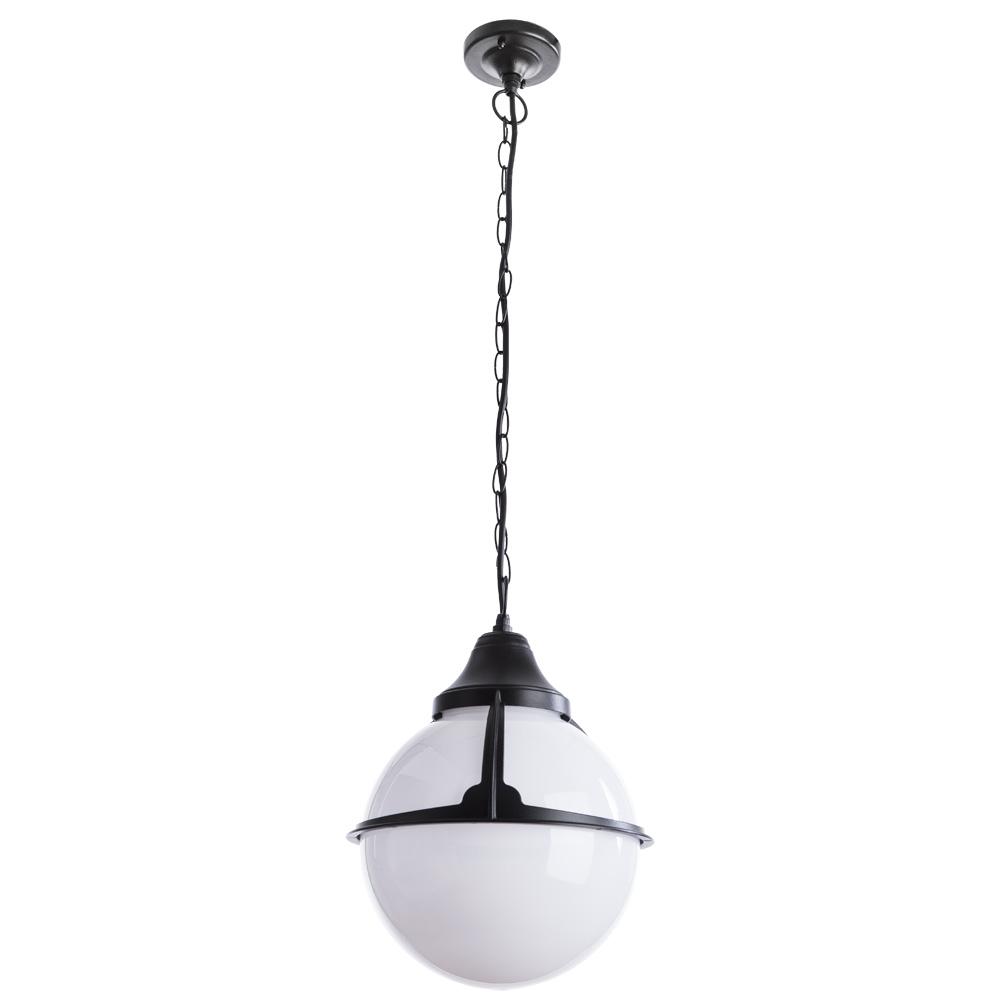 Уличный светильник Arte Lamp A1495SO-1BK, E27, 100 Вт все цены