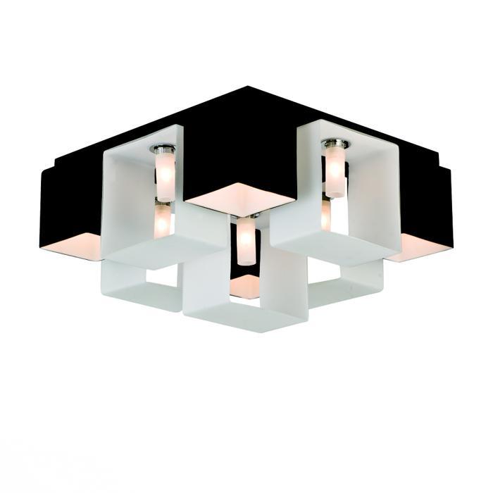 Потолочный светильник ST Luce SL536.542.09, G9, 40 Вт потолочная люстра st luce concreto sl536 092 09