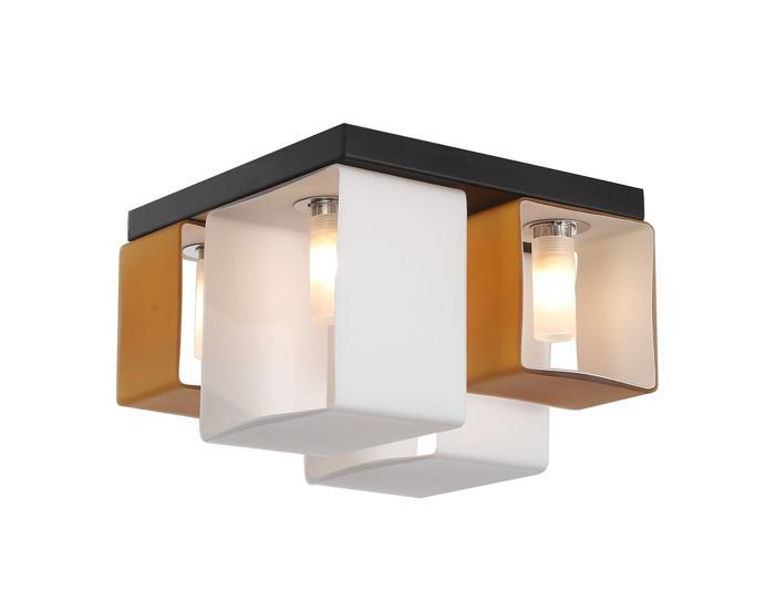 Потолочный светильник ST Luce SL536.092.04, G9, 40 Вт потолочная люстра st luce concreto sl536 092 09