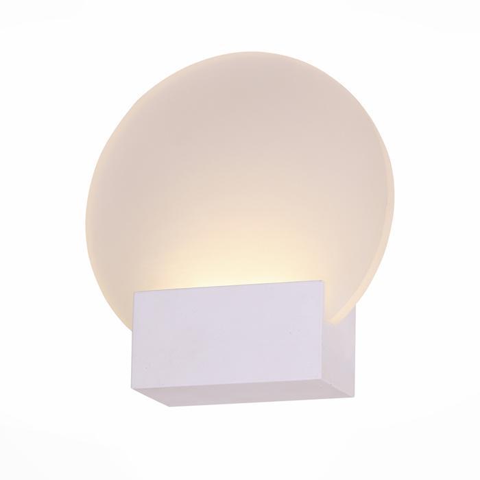 Бра ST Luce SL580.011.01, LED, 6 Вт бра st luce sl581 011 01 led 6 вт