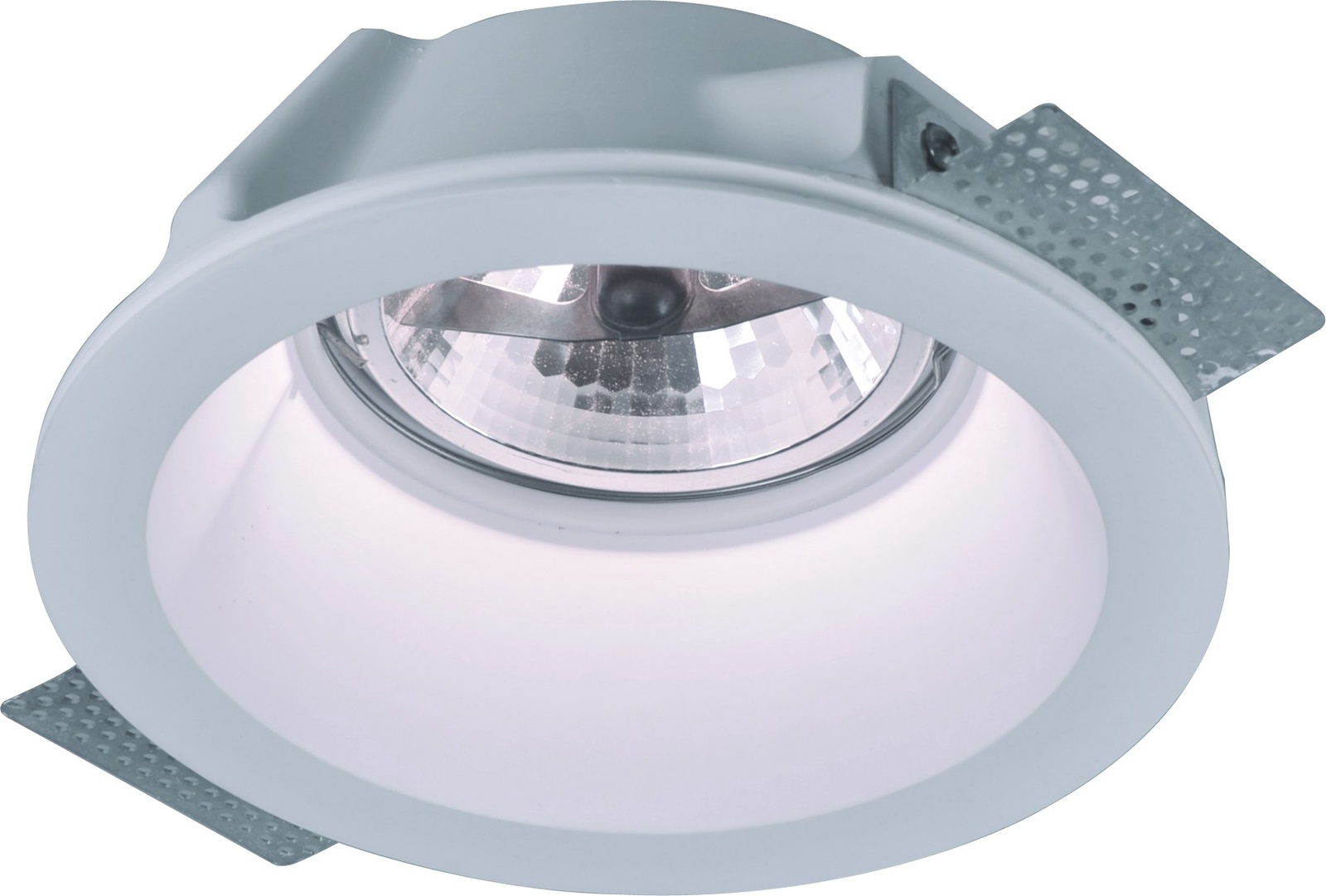 Встраиваемый светильник Arte Lamp A9270PL-1WH, GU5.3, 50 Вт цены