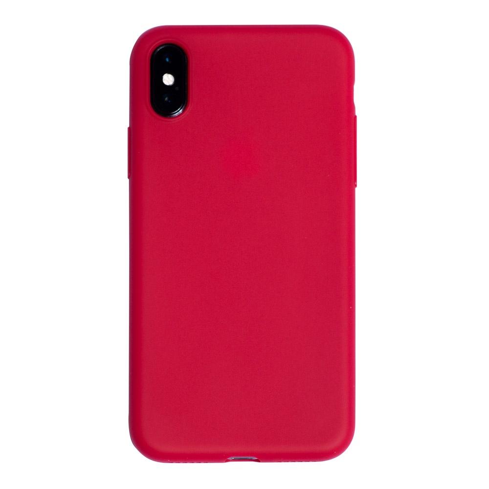 Чехол для сотового телефона ONZO Apple iPhone X, красный