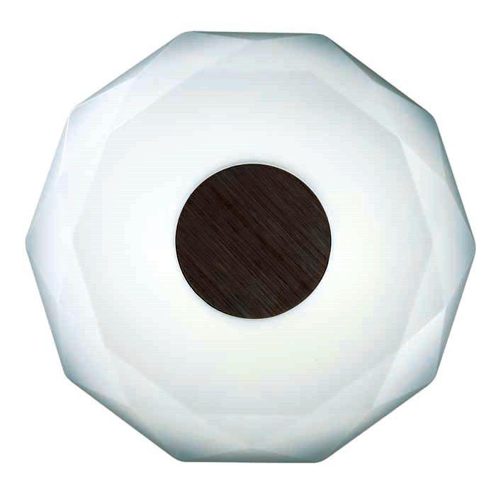 Настенный светильник Sonex 2013/B, белый настенно потолочный светодиодный светильник sonex piola 2013 b