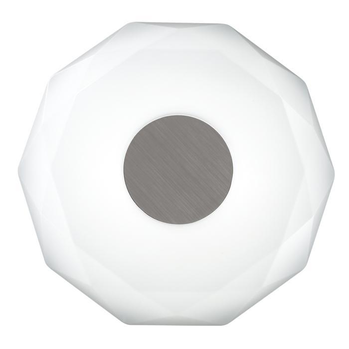 Настенно-потолочный светильник Sonex 2013/D, белый настенно потолочный светодиодный светильник sonex piola 2013 b