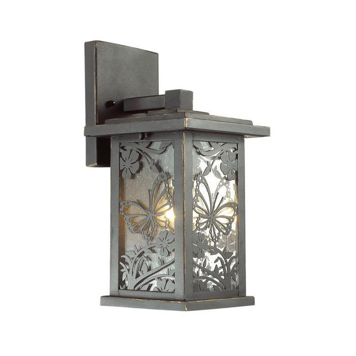 Уличный светильник Odeon Light 4038/1W, золотой4038/1WУличный настенный светильник Odeon Light 4038/1W серии Papion будет хорошим решением для сада.