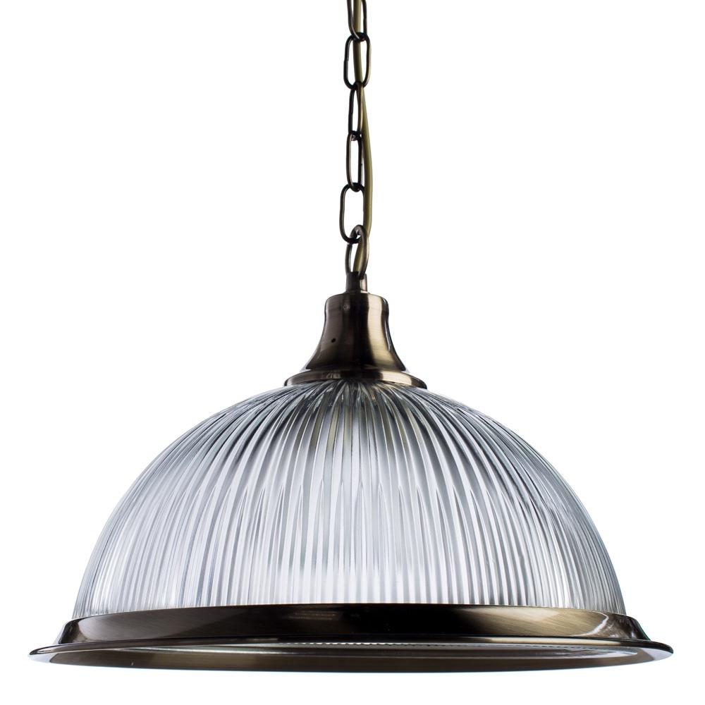 Подвесной светильник Arte Lamp A9366SP-1AB, бронзаA9366SP-1ABПодвесной светильник Arte Lamp A9366SP-1AB серии American diner в стиле кантри освежит ваш интерьер. Размеры (Диаметр х Высота) 340х250 мм.