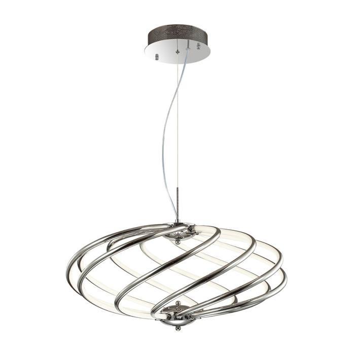 Подвесной светильник Odeon Light 4025/99L, LED, 102 Вт подвесной светодиодный светильник odeon light remi 4014 99l
