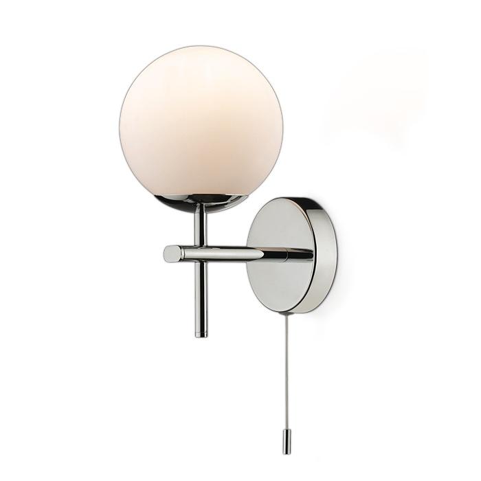 Бра Odeon Light 2157/1W, серый металлик бра odeon light 2901 1w серый металлик