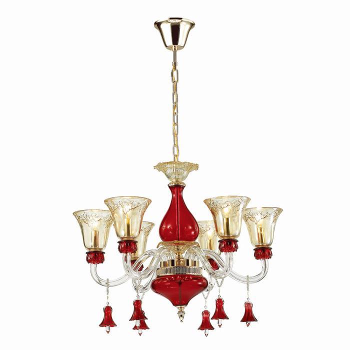 Подвесной светильник Odeon Light 4004/6, бежевый бра madlen 4004 1w